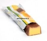 Batoane proteice cu ciocolata si alune, lamaie sau vanilie si migdale